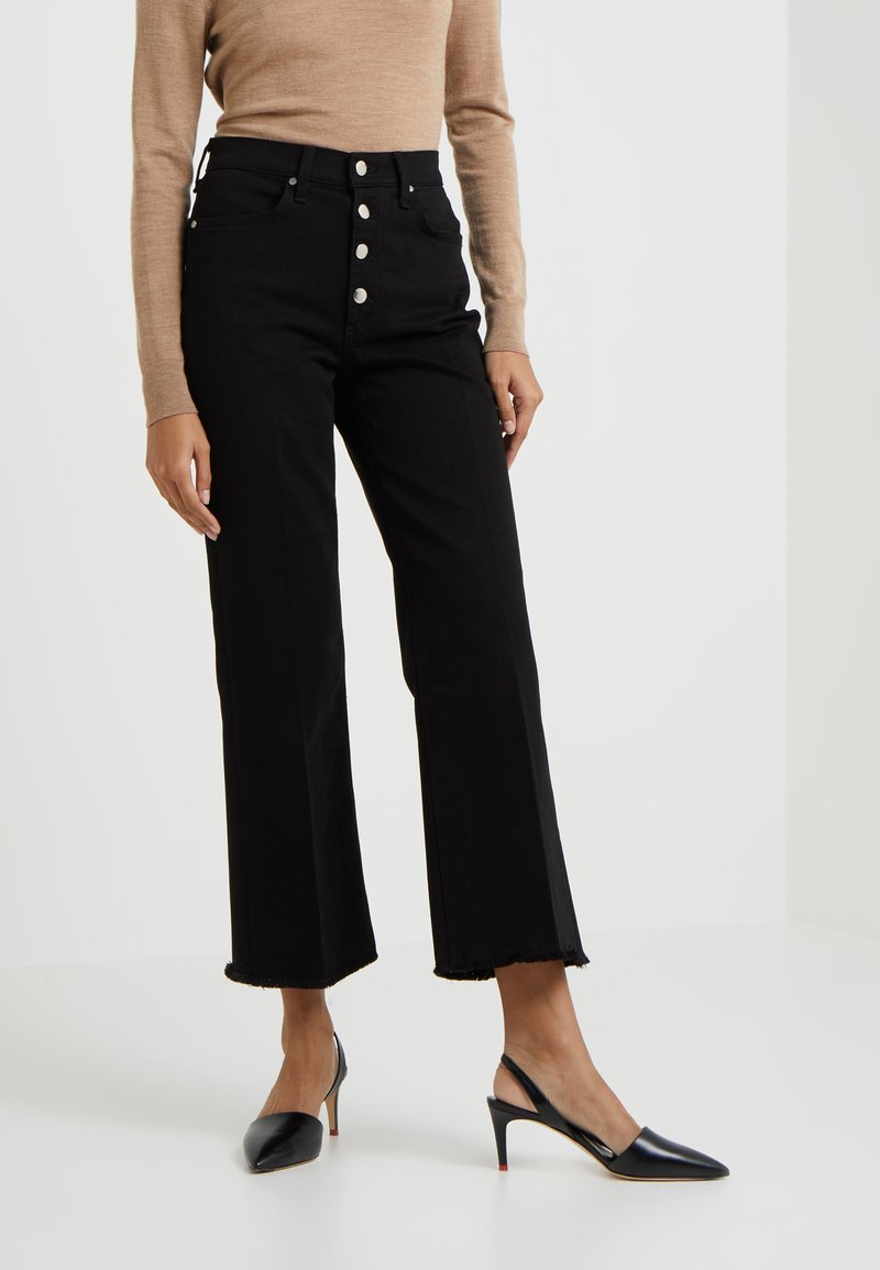 rag & bone - ANKLE JUSTINE - Jeans Relaxed Fit - black