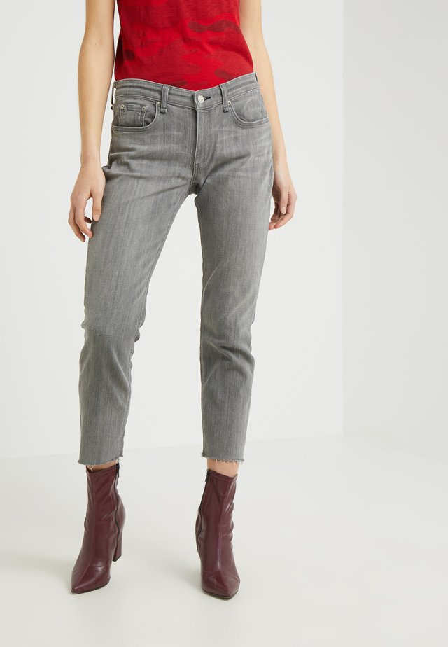 Jeans Straight Leg - byland