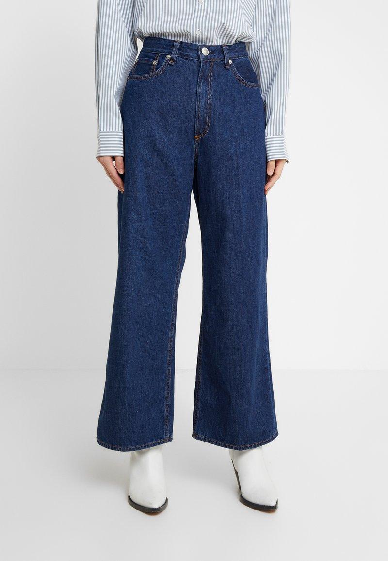 rag & bone - RUTH SUPER  - Jeans a zampa - coteazur