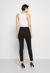 rag & bone - NINA HIGH RISE ANKLE CROP - Jeans Skinny Fit - black - 2