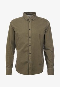 rag & bone - TOMLIN OXFORD - Koszula - olive night - 4