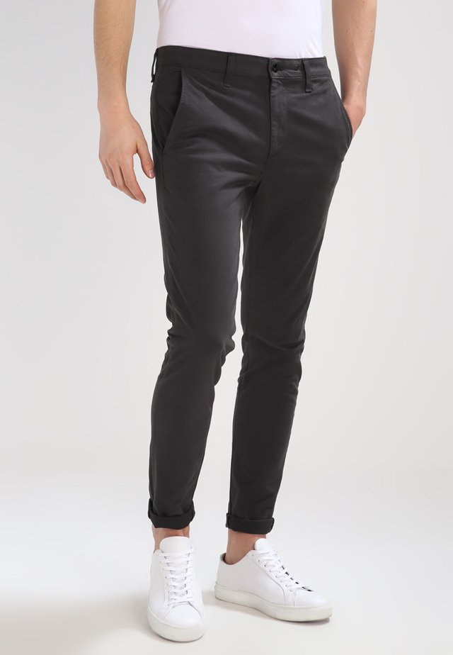 FIT - Chinos - grey