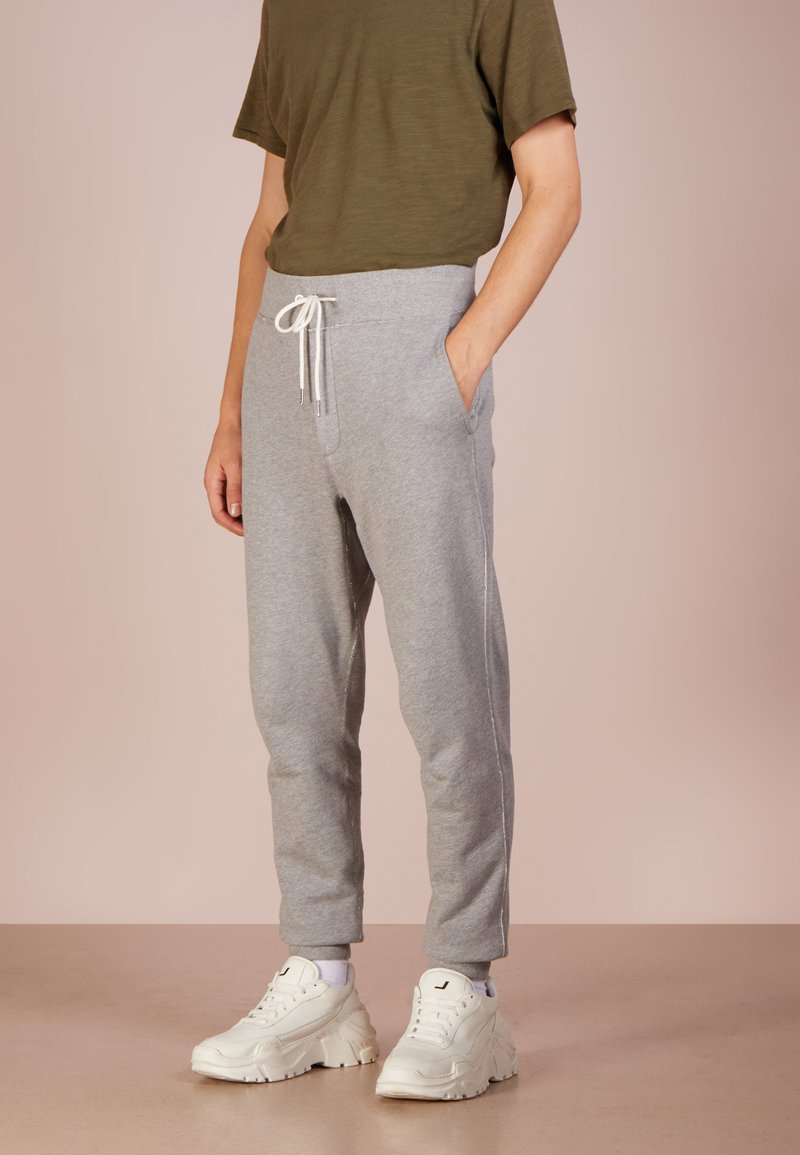 rag & bone - CLASSIC  - Tracksuit bottoms - heather grey