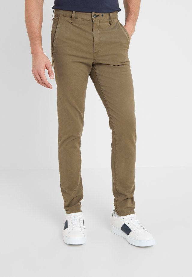 FIT 2 CLASSIC CHINO - Chino - army
