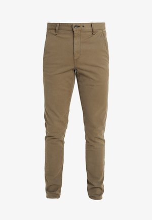 FIT 2 CLASSIC CHINO - Chinot - army
