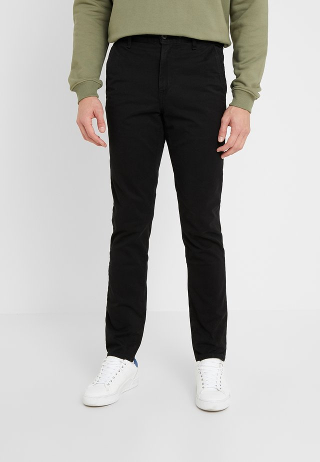 FIT 2 CLASSIC CHINO - Chinos - black