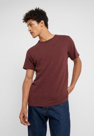 CLASSIC TEE - T-shirt basic - maroon