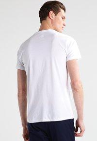 rag & bone - STANDARD ISSUE  - T-shirt basic - white - 2