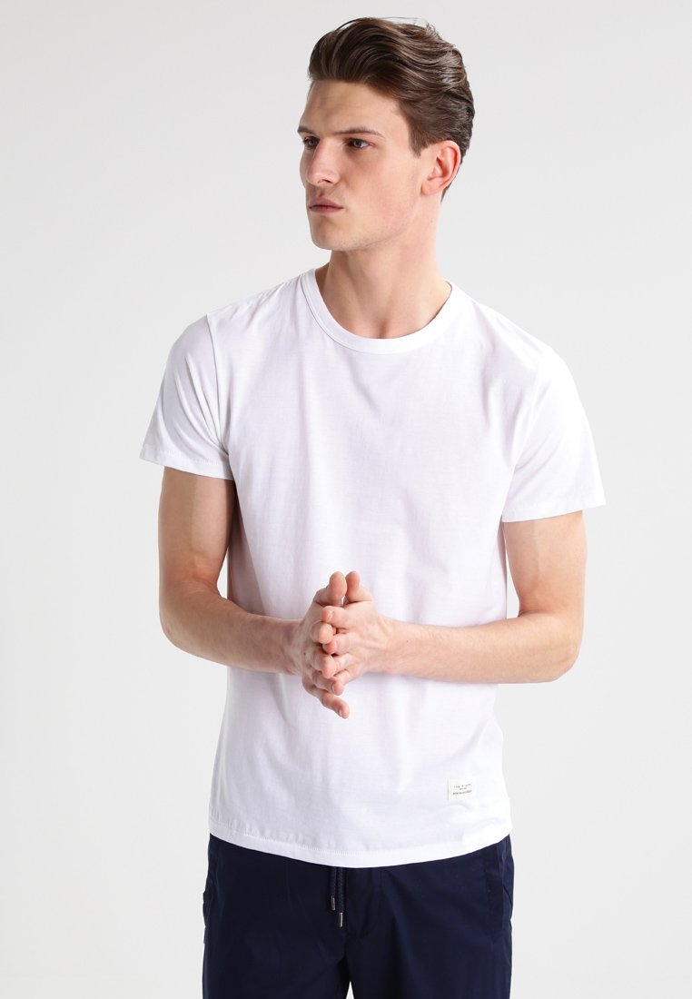 rag & bone - STANDARD ISSUE  - T-Shirt basic - white