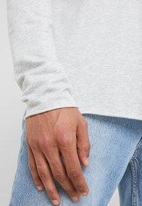 rag & bone - HUNTLEY TEE - veste en sweat zippée - heather grey - 5