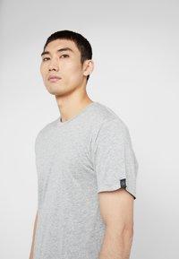 rag & bone - TEE - T-shirt basic - heather charcoal - 5