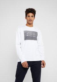 rag & bone - EMPTY - Bluzka z długim rękawem - white - 0