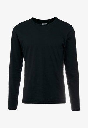 CLASSIC BASE TEE - Bluzka z długim rękawem - black