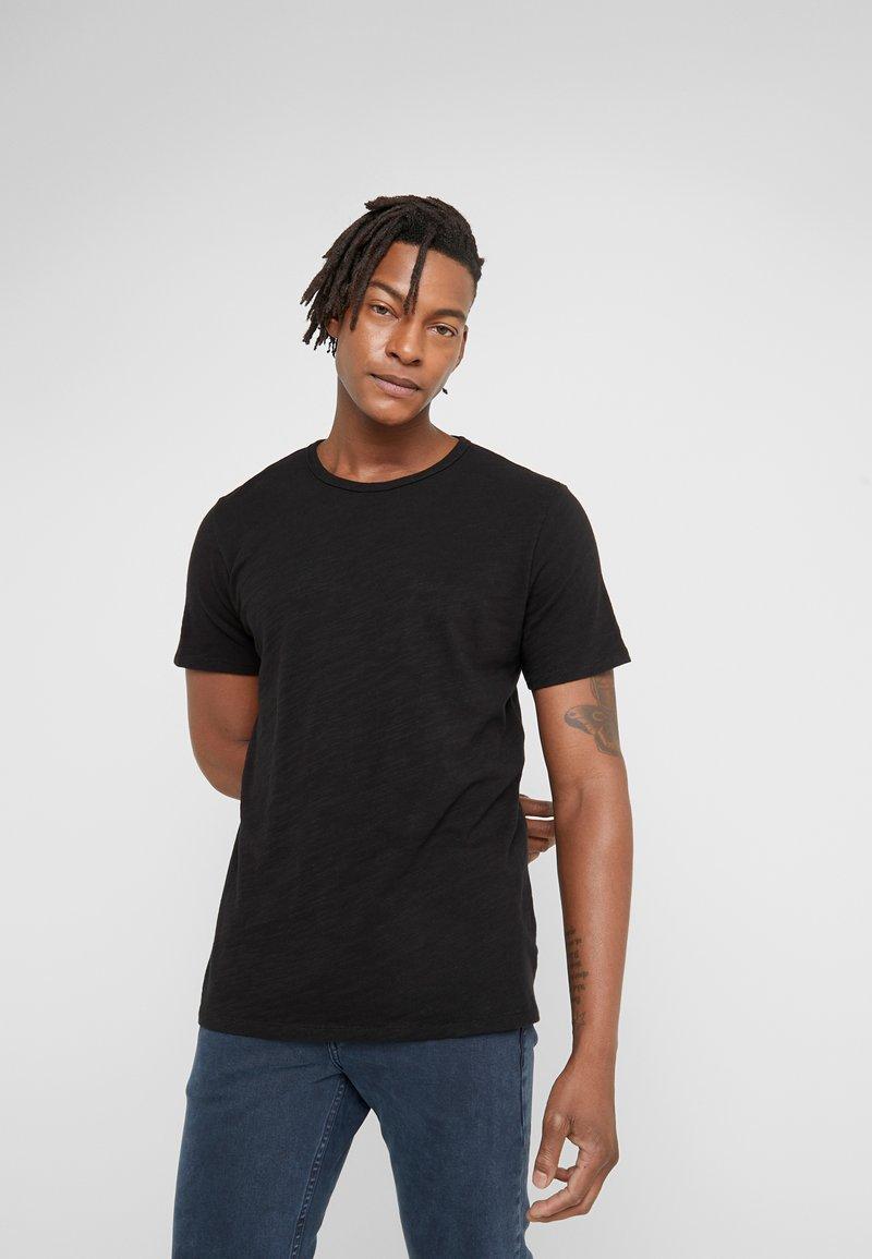 rag & bone - CLASSIC TEE - T-shirt basic - black
