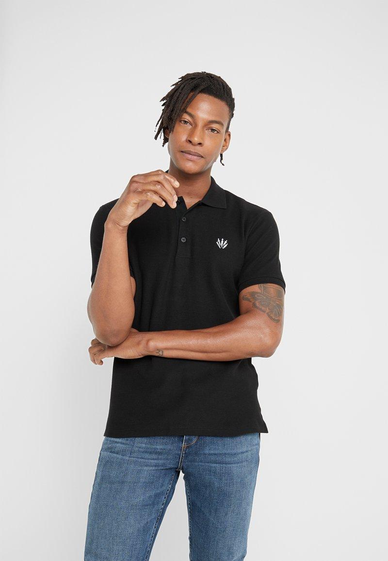 rag & bone - Koszulka polo - black