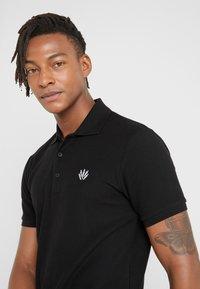 rag & bone - Koszulka polo - black - 3
