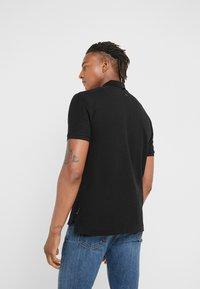 rag & bone - Koszulka polo - black - 2