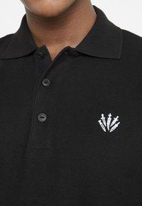 rag & bone - Koszulka polo - black - 6