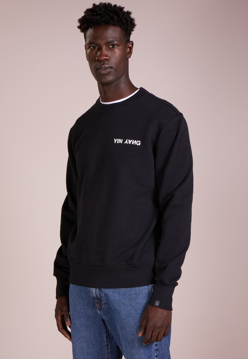 rag & bone - YIN YANG - Sweatshirt - black