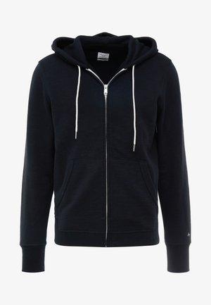 CLASSIC ZIP HOODIE - Bluza rozpinana - black