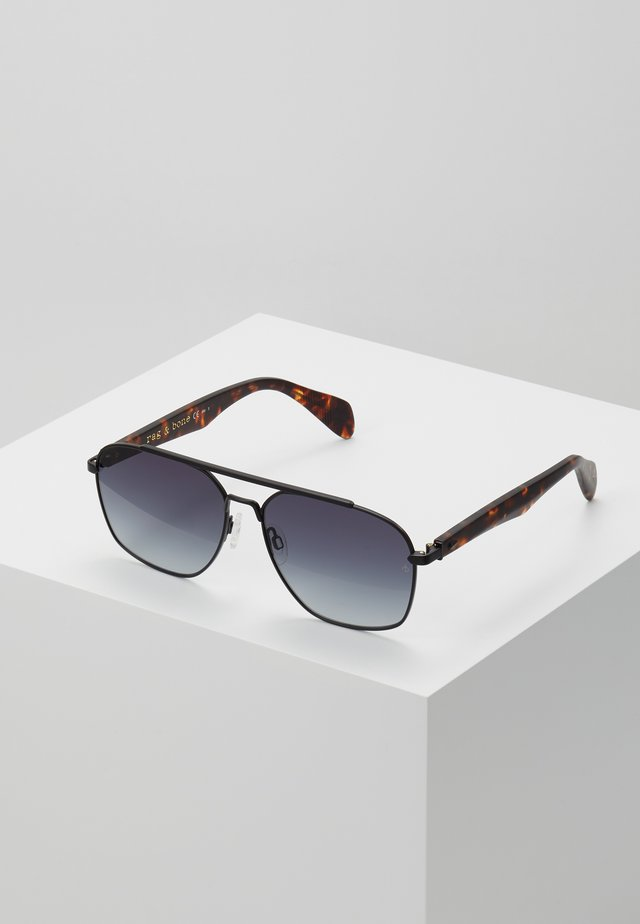 Sonnenbrille - black/brown