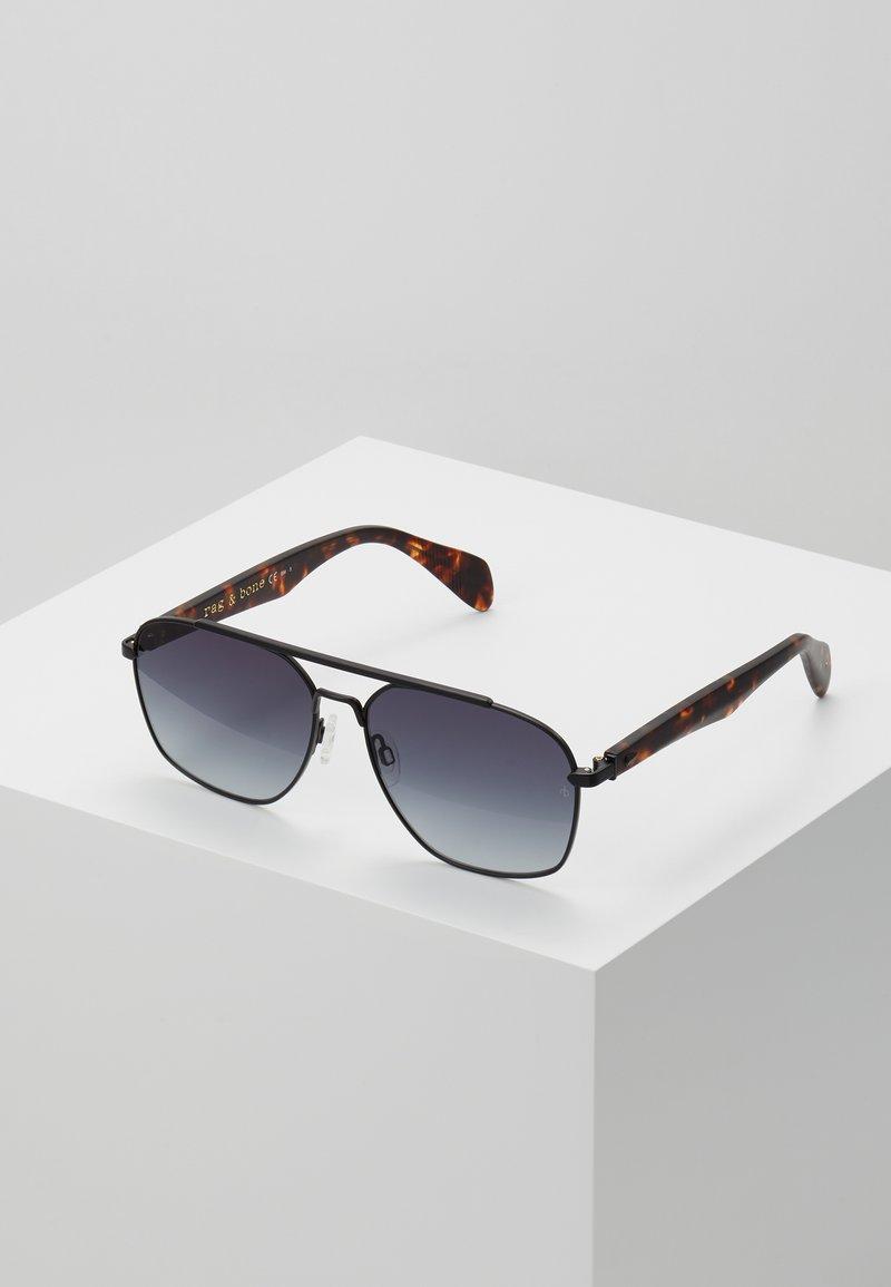 rag & bone - Sonnenbrille - black/brown