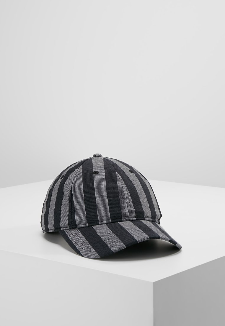 rag & bone - ARCHIE BASEBALL CAP - Cap - black/multi
