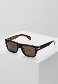 rag & bone - Sluneční brýle - black - 0