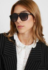rag & bone - Okulary przeciwsłoneczne - black - 2