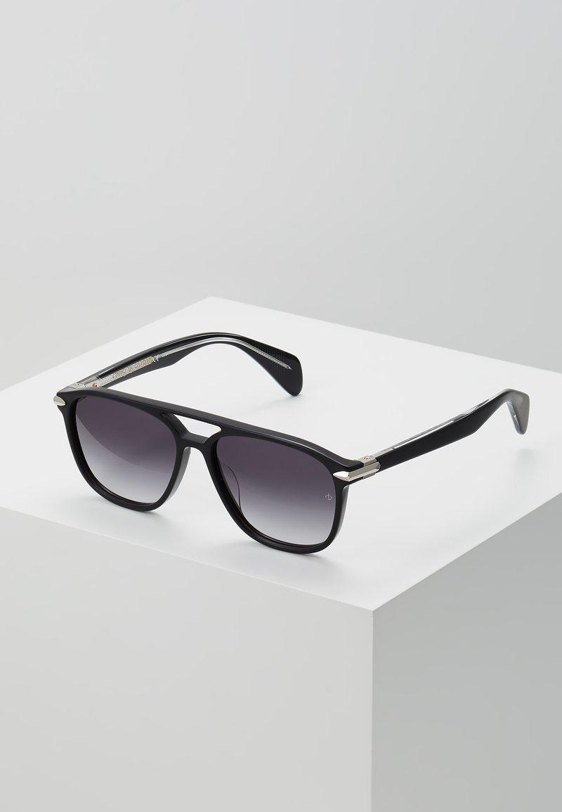 rag & bone - Okulary przeciwsłoneczne - black