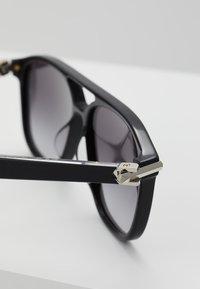 rag & bone - Okulary przeciwsłoneczne - black - 4