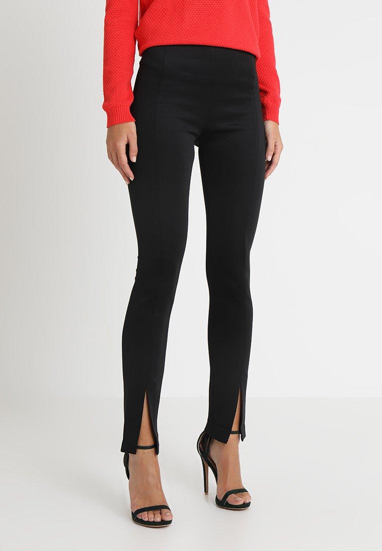 Rue de Femme - DANCE PANT - Trousers - black