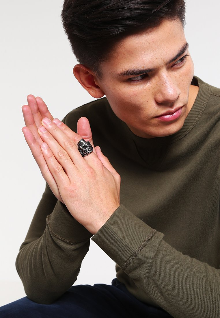 Royal - Ego - Ring - silver-coloured