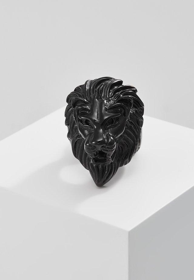 Ringe - schwarz