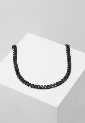 NECKLACE CLASSIC LINE - Halskette - black