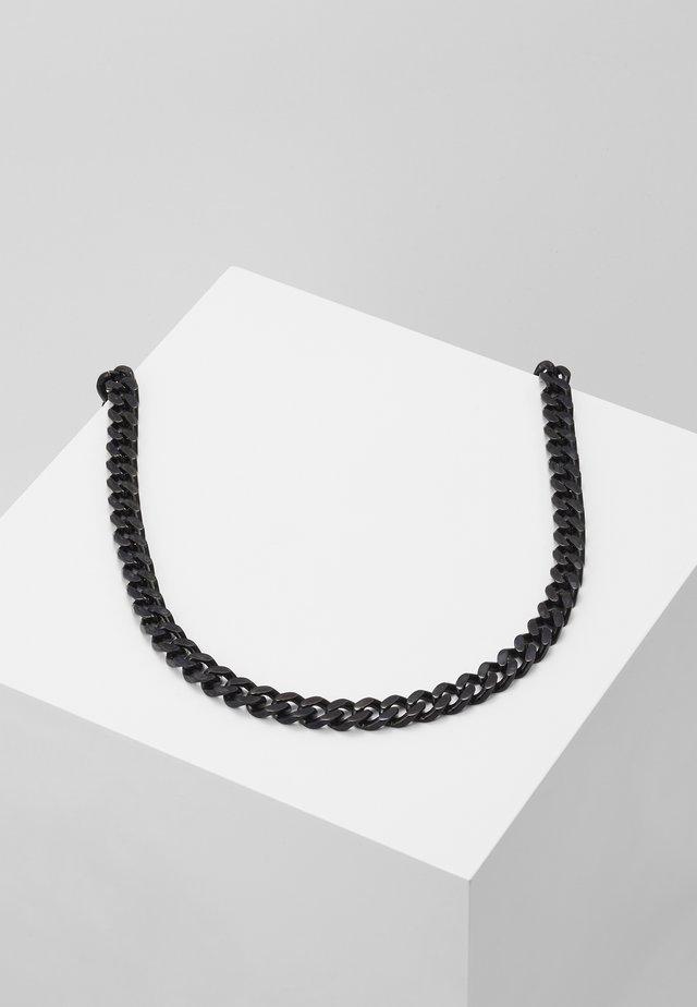 NECKLACE CLASSIC LINE - Necklace - black