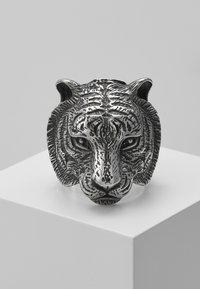 Royal - Ego - TIGER - Ring - silver-coloured - 0