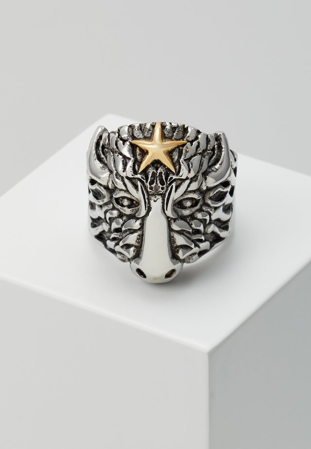 STAR - Ring - silver-coloured