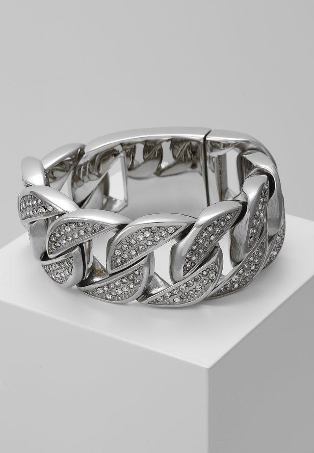 BRACELET BIG BLING  - Armbånd - silver-coloured
