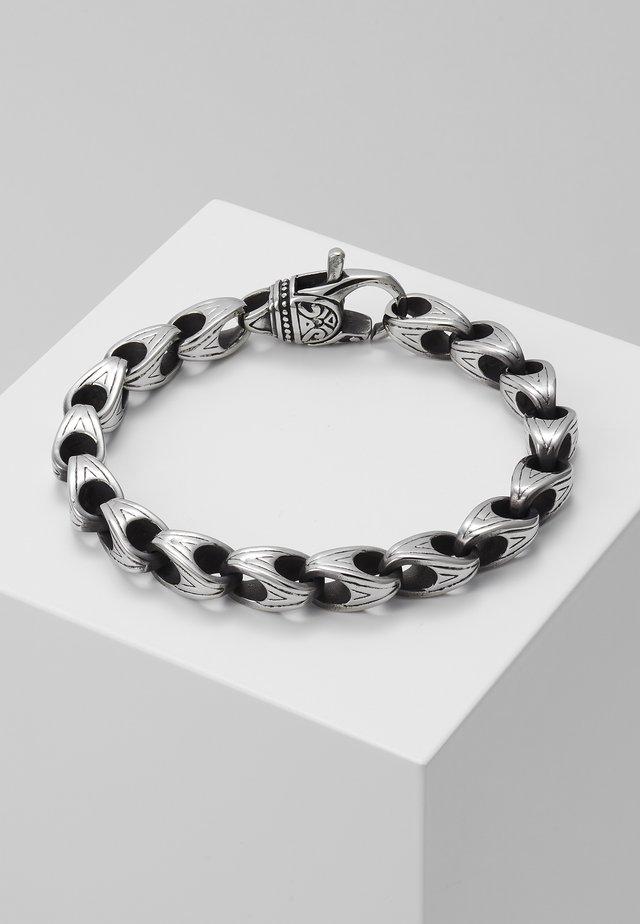 BRACELET STATEMENT - Armbånd - silver-coloured