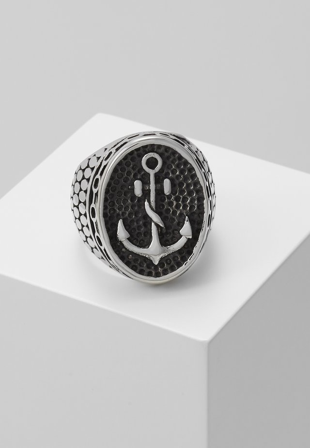 ANCHOR - Ringe - silver-coloured