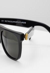 RETROSUPERFUTURE - FLAT TOP FRANCIS - Sonnenbrille - black - 5