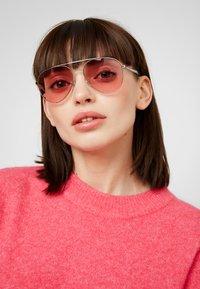 RETROSUPERFUTURE - IDEAL - Okulary przeciwsłoneczne - pink - 3