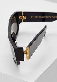 RETROSUPERFUTURE - SMILE - Okulary przeciwsłoneczne - black - 4