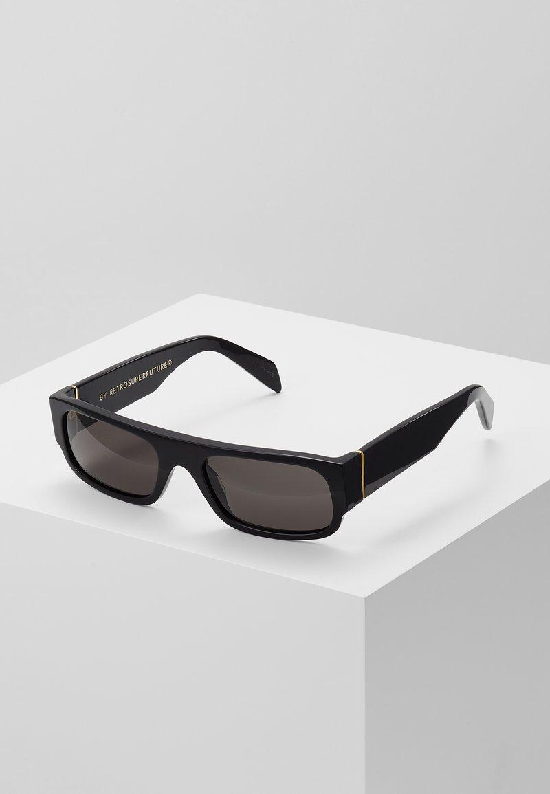 RETROSUPERFUTURE - SMILE - Okulary przeciwsłoneczne - black