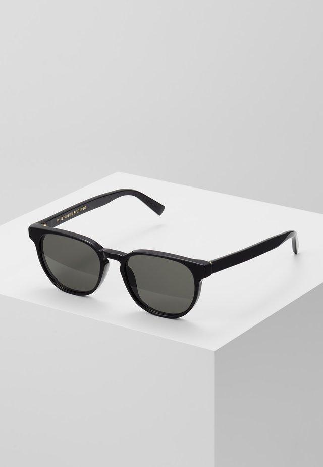 VERO CLASSIC - Okulary przeciwsłoneczne - black