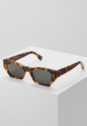AMATA SPOTTED HAVANA - Sunglasses - spotted havana