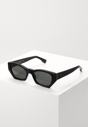 AMATA SPOTTED HAVANA - Sunglasses - black