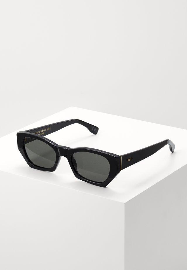 AMATA SPOTTED HAVANA - Sonnenbrille - black