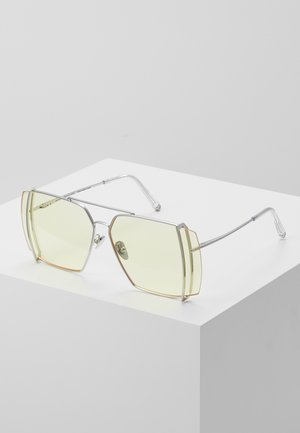 TEOREMA OMBRE - Sonnenbrille - yellow